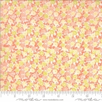 MODA FABRICS - Chantilly - Tiny Floral Salmon