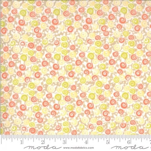 MODA FABRICS - Chantilly - Tiny Floral Cobblestone