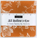 All Hallows Eve Charm Pack by Fig Tree Quilts Moda Precuts