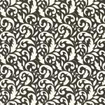 MODA FABRICS - All Hallows Eve - Fig Tree Quilts - Flourish - Midnight