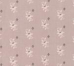 MODA FABRICS - All Hallows Eve - Fig Tree Quilts - Pumpkin Blooms - Grey - Fog