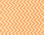MODA FABRICS - All Hallows Eve - Fig Tree Quilts -  Zigzag - Orange
