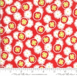 MODA FABRICS - Figs Shirtings by Fig Tree Quilts - Barn Red