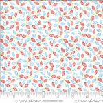 MODA FABRICS - Figs Shirtings by Fig Tree Quilts - Cornflower