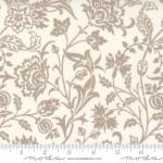 MODA FABRICS - Pumpkins Blossoms by Fig Tree And Co - Vines - Vanilla Pebble