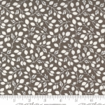 MODA FABRICS - Pumpkins Blossoms by Fig Tree And Co - Berry Vine - Charcoal