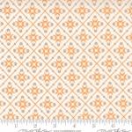 MODA FABRICS - Pumpkins Blossoms by Fig Tree And Co - Harlequin - Vanilla Pumpkin