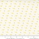MODA FABRICS - Pumpkins Blossoms by Fig Tree And Co - Cinderella - Vanilla Sprout