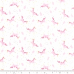 MODA FABRICS - Once Upon A Time - White Slipper