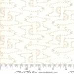 MODA FABRICS - Soft Sweet Flannel - Cream/Gray Llamas - FLANNEL