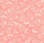 MODA FABRICS - Soft Sweet Flannel - Pink/Cream Floral
