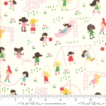 MODA FABRICS - Best Friends Forever - Playground Cream