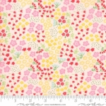 MODA FABRICS - Best Friends Forever - Tiny Flowers Pink