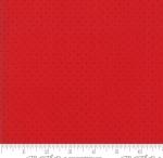 MODA FABRICS - Sweet Harmony - Polka Dots Red