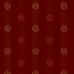 HENRY GLASS - Itty Bitty Crazy Textured Dots - Red