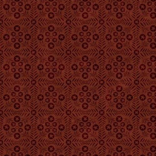 HENRY GLASS - Itty Bitty Crazy Tiles - Red