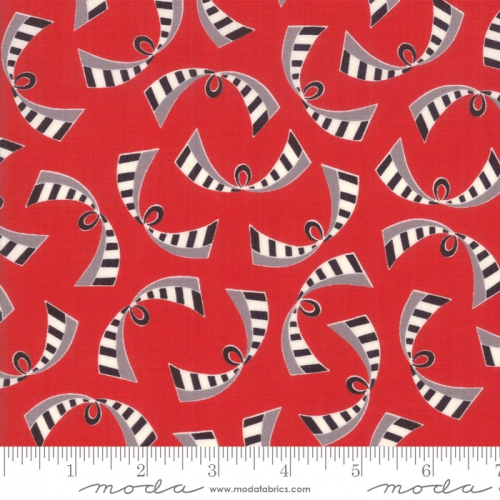 MODA FABRICS - Bubble Pop - Red