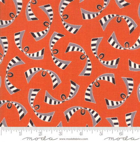 MODA FABRICS - Bubble Pop - Orange