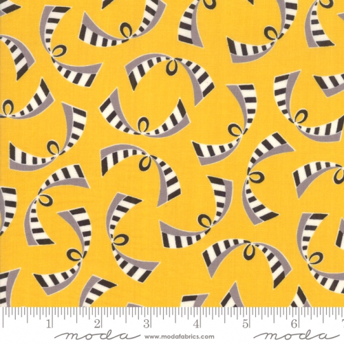 MODA FABRICS - Bubble Pop - Yellow