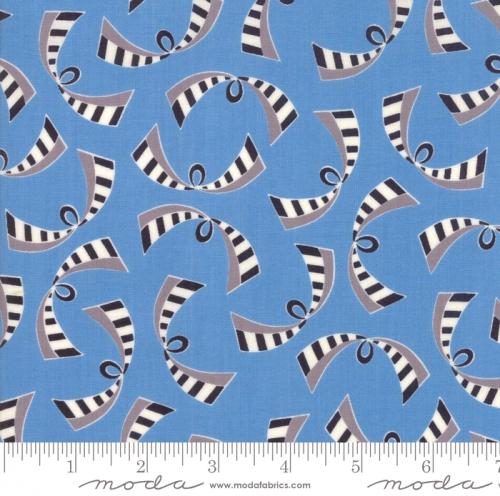 MODA FABRICS - Bubble Pop - Blue