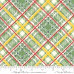 MODA FABRICS - Bubble Pop - Plaid - Green