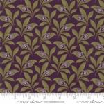 MODA FABRICS - Sweet Violet - Leaves Violet