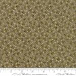 MODA FABRICS - Sweet Violet - Flower Field Leaf - #2838-
