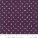 MODA FABRICS - Sweet Violet - Tiny Flower Violet