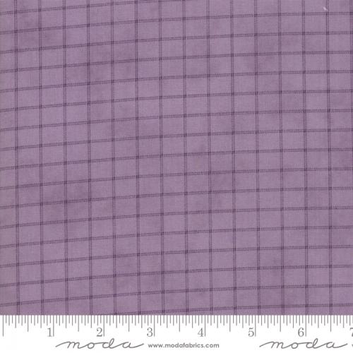 MODA FABRICS - Sweet Violet - Plaid Lilac