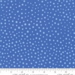 MODA FABRICS - Flower Sacks - Tonal Polka Dot Blue