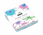 Flower Sacks Mini Charm Pack Moda Precuts