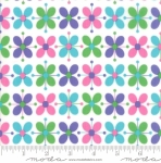 MODA FABRICS - Flower Sacks - Floral Multi