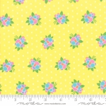 MODA FABRICS - Good Day - Yellow - #3129-