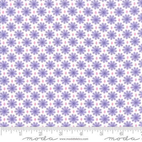 MODA FABRICS - Good Day - Purple - #3135-