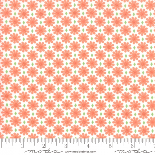 MODA FABRICS - Good Day - Orange - #3136-