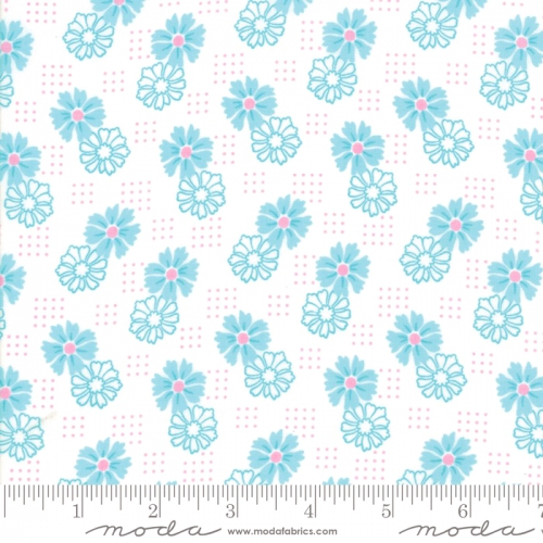 MODA FABRICS - Good Day - Turquiose