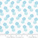 MODA FABRICS - Good Day - Turquoise - #3137-