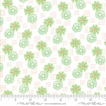 MODA FABRICS - Good Day - Green - #3138-