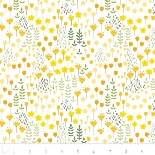 CAMELOT FABRIC - Brightside - Meadow