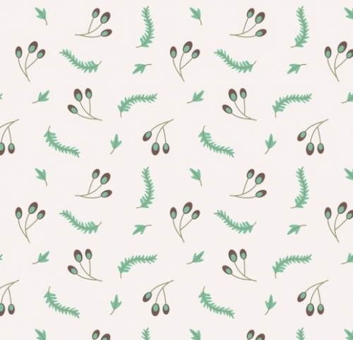 CAMELOT FABRIC - In the Woods - Dust