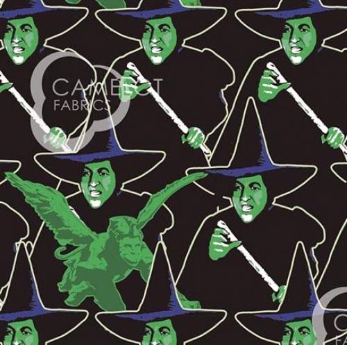 CAMELOT - Wizard of Oz - Wicked Witch - Black