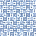MODA FABRICS - Feed Sacks - True Blue - 30s Blue