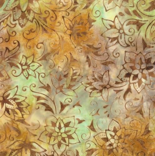 ANTHOLOGY - Batik - Lotus Swirl - K50036-
