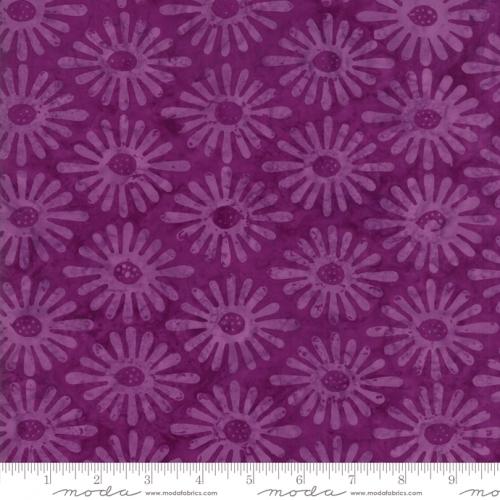MODA FABRICS - Calypso - Flowers Orchid - K95033-