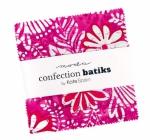 Confection Batiks Charm Pack by Kate Spain Moda Precuts