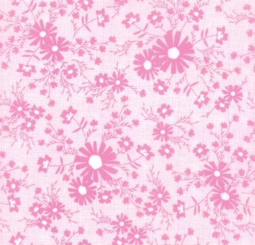 MODA FABRICS - Sunnyside Up - Pink Tone On Tone
