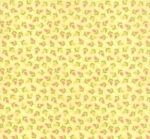 MODA FABRICS - Sunnyside Up - Yellow Mini Floral