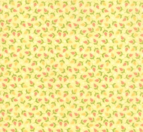 MODA FABRICS - Sunnyside Up - Yellow Mini Floral - #2118-