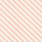 MODA FABRICS - Sunnyside Up - Orange Stripe