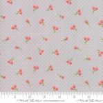 MODA FABRICS - Strawberry Jam - Tiny Floral Cloud